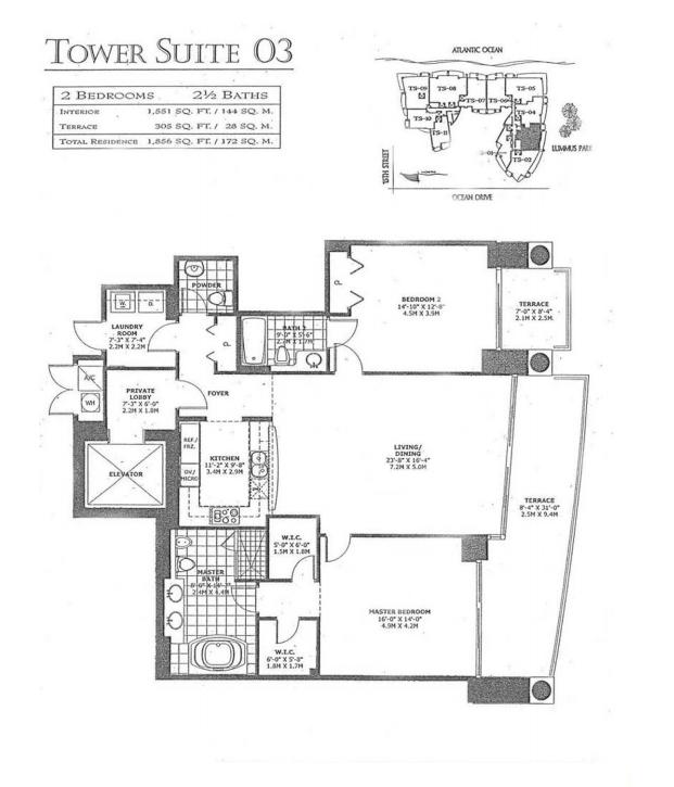 Il Villaggio - Floorplan 3
