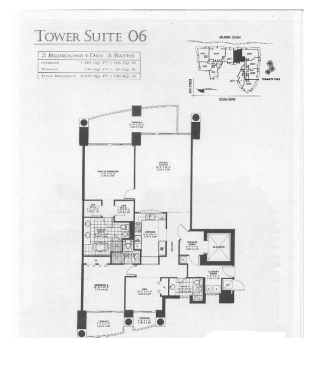 Il Villaggio - Floorplan 4