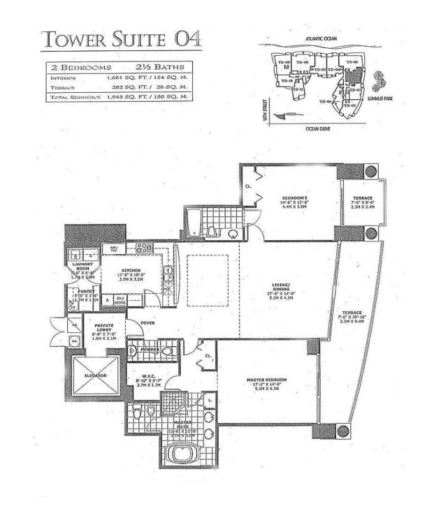 Il Villaggio - Floorplan 5