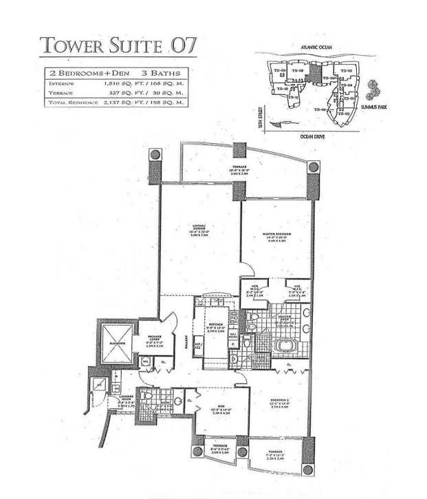 Il Villaggio - Floorplan 6