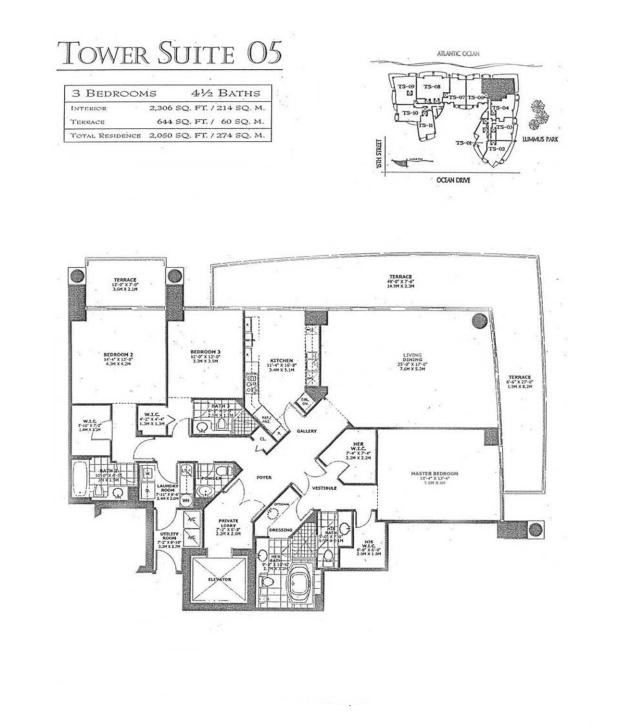 Il Villaggio - Floorplan 7