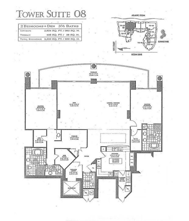 Il Villaggio - Floorplan 8