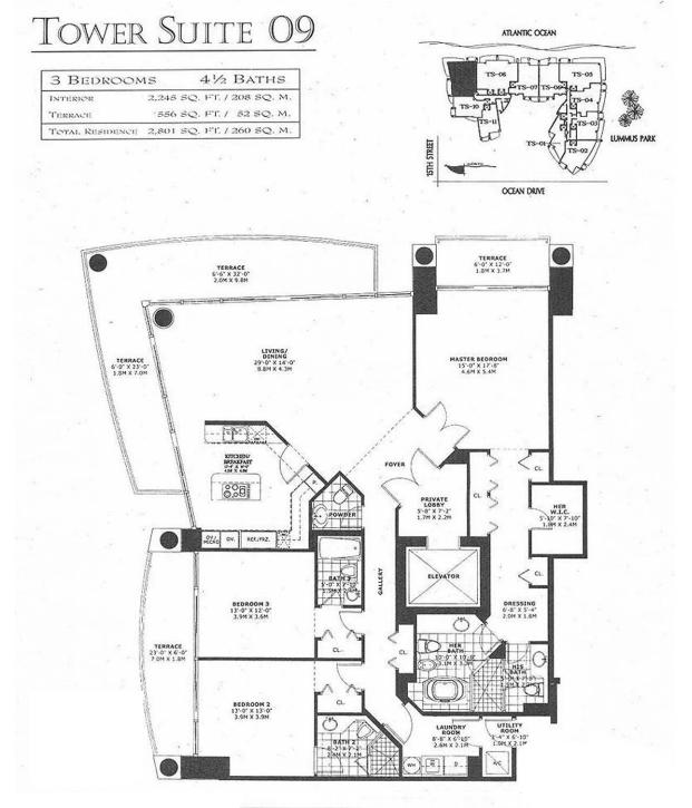 Il Villaggio - Floorplan 9