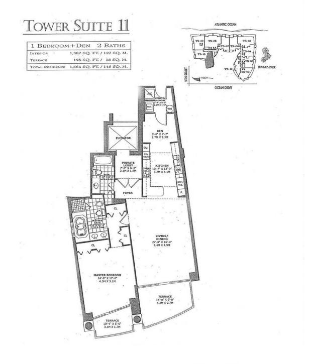 Il Villaggio - Floorplan 10