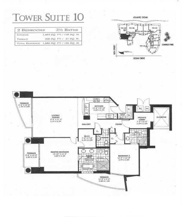 Il Villaggio - Floorplan 11