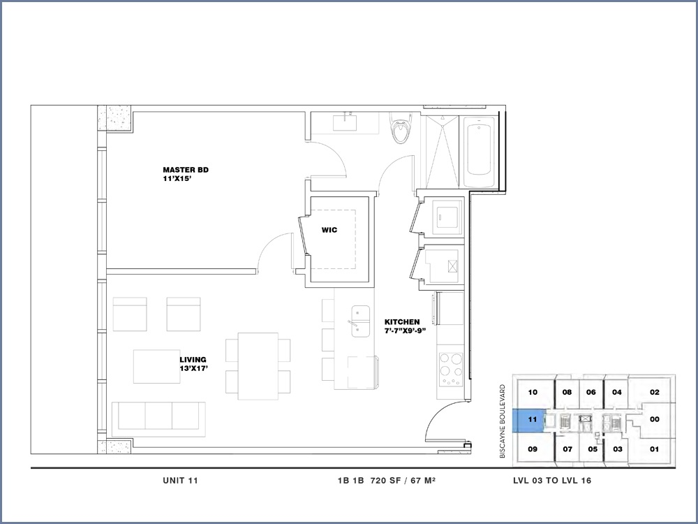 ION East Edgewater - Floorplan 4