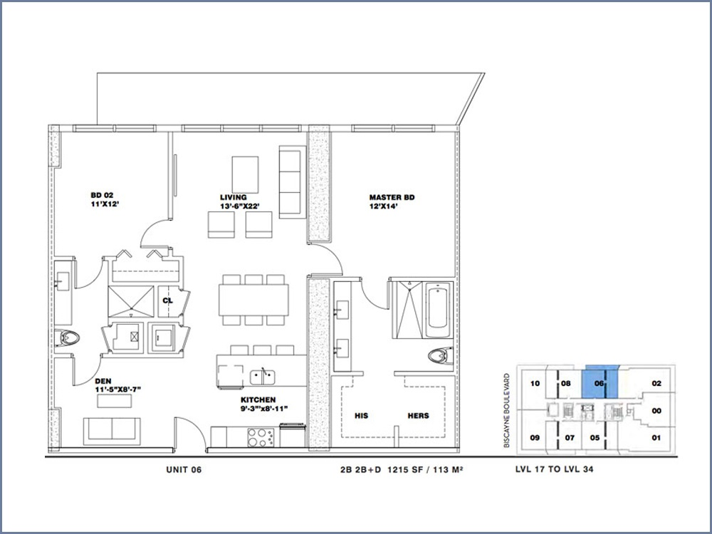 ION East Edgewater - Floorplan 12