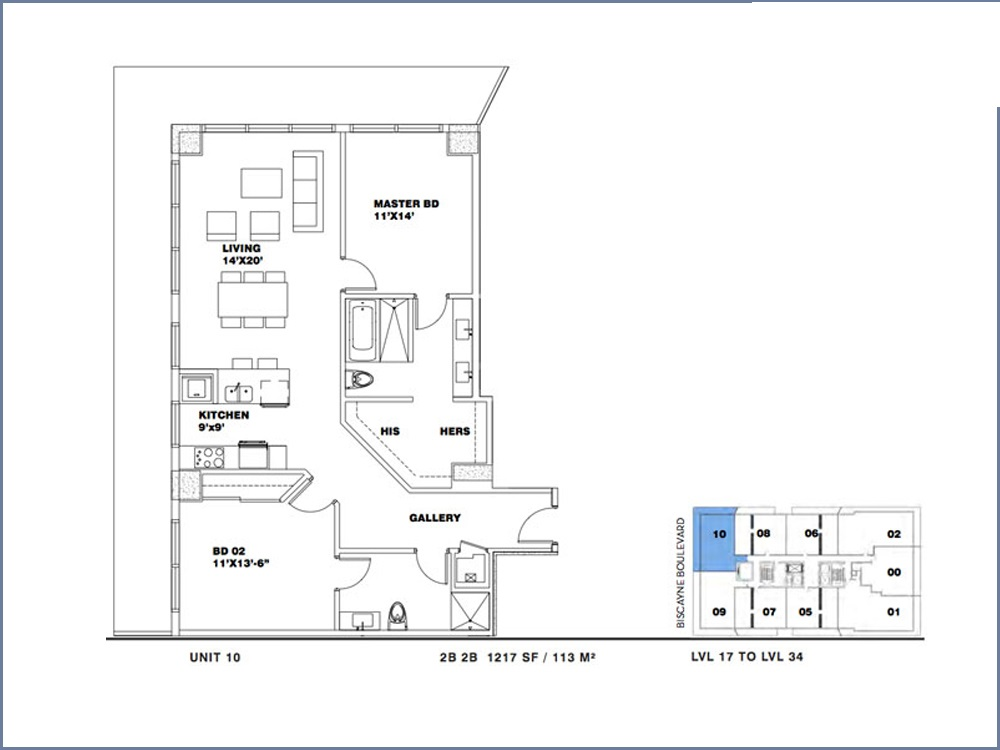 ION East Edgewater - Floorplan 20