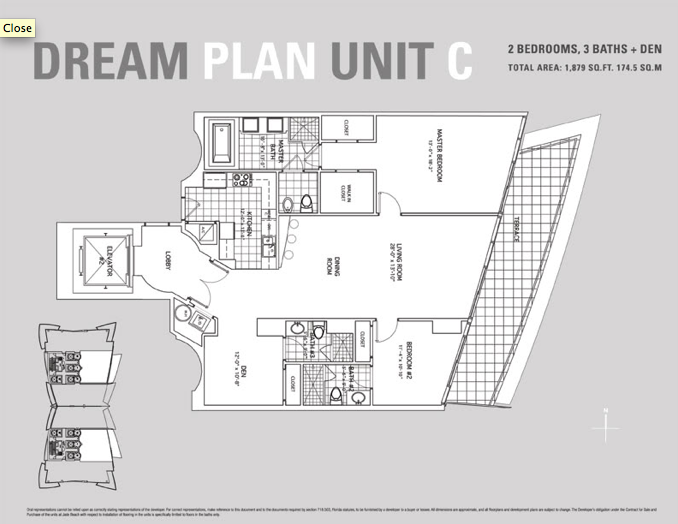 Jade Beach - Floorplan 2