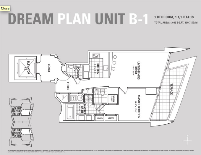 Jade Beach - Floorplan 3