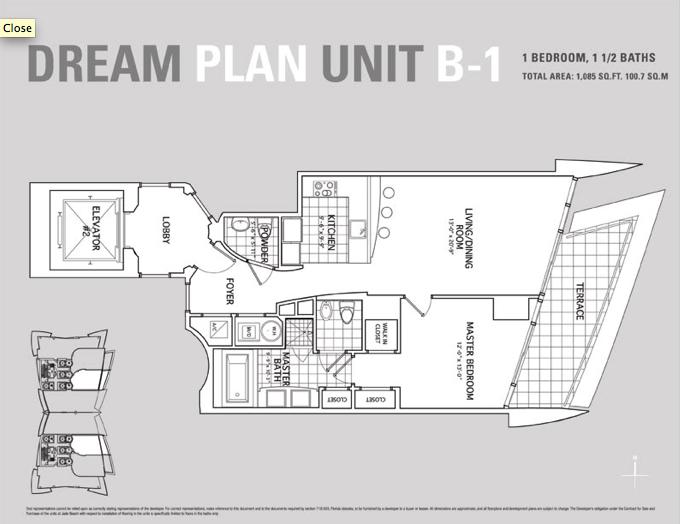 Jade Beach - Floorplan 3