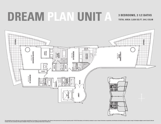 Jade Beach - Floorplan 4