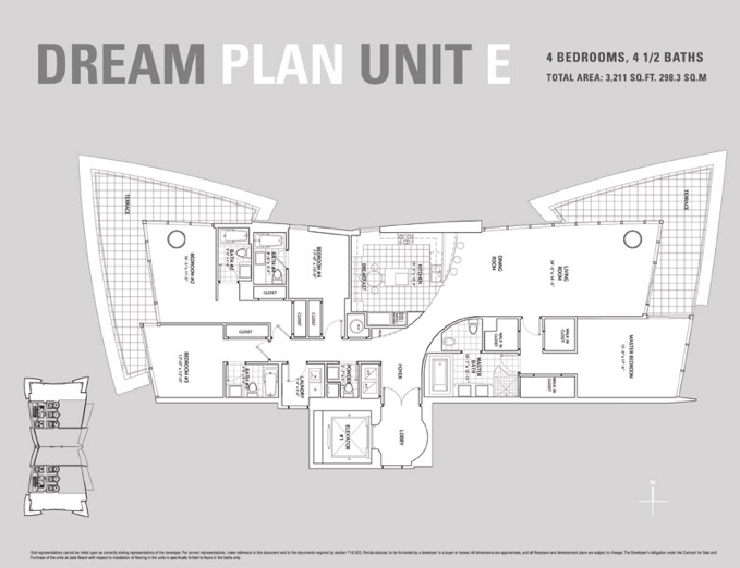 Jade Beach - Floorplan 6