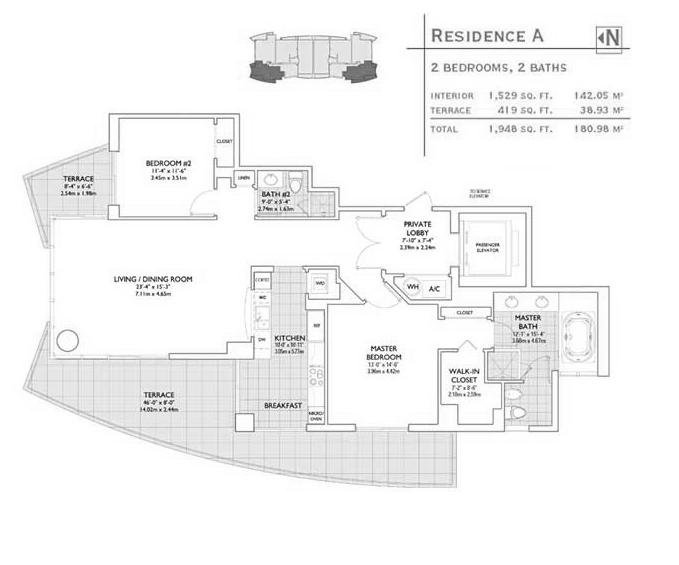 Jade Brickell - Floorplan 1