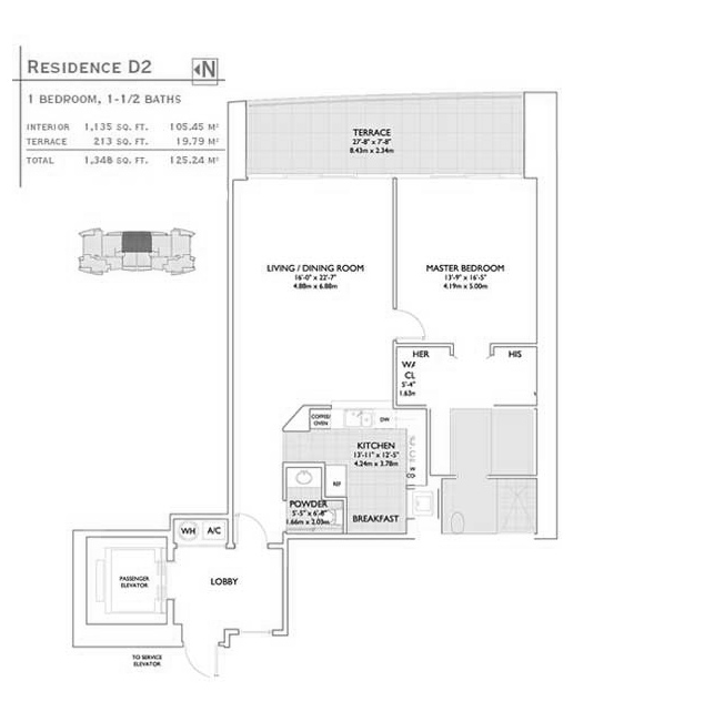 Jade Brickell - Floorplan 2