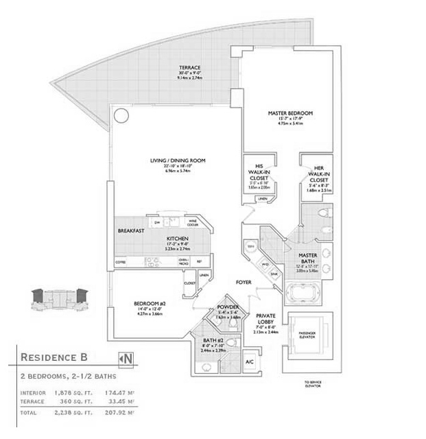 Jade Brickell - Floorplan 4