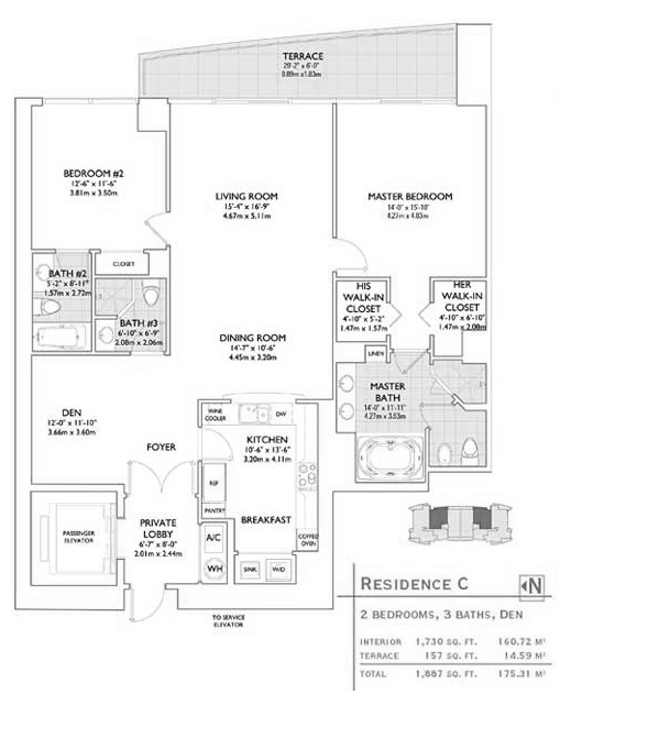 Jade Brickell - Floorplan 5