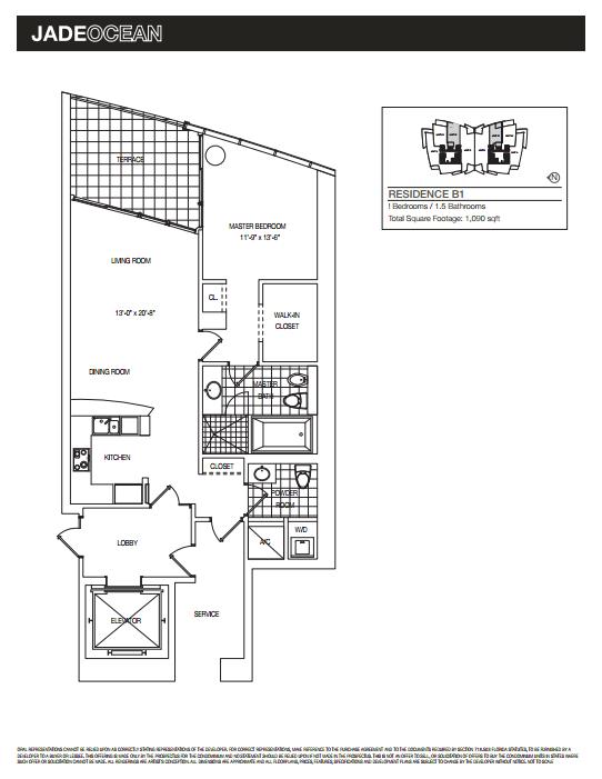 Jade Ocean - Floorplan 2