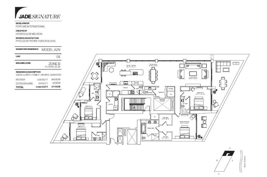 Jade Signature - Floorplan 2