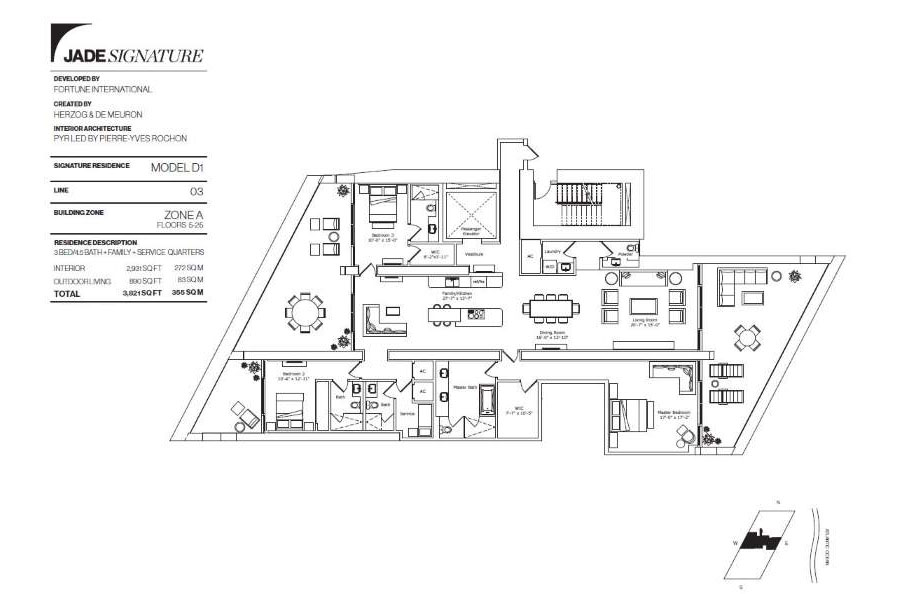 Jade Signature - Floorplan 8