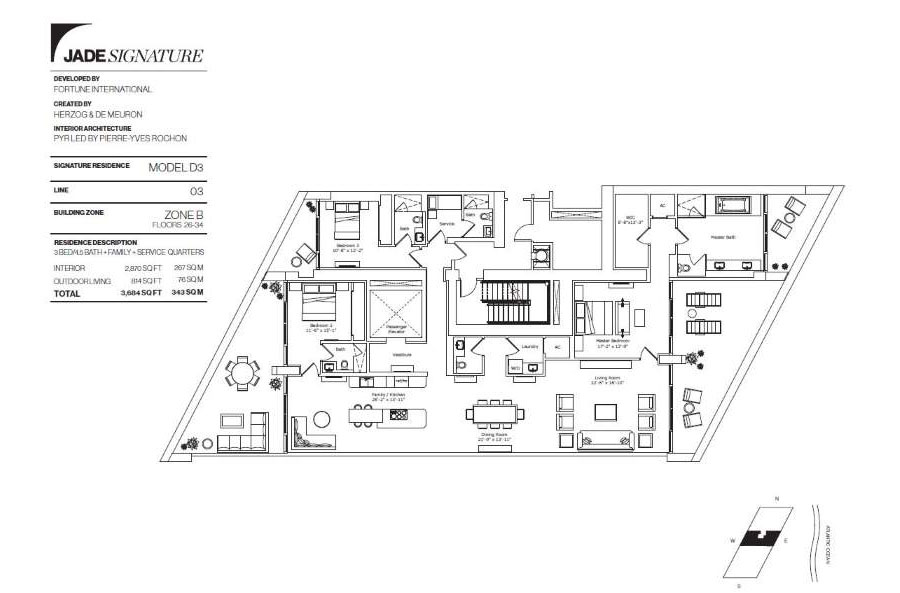 Jade Signature - Floorplan 9