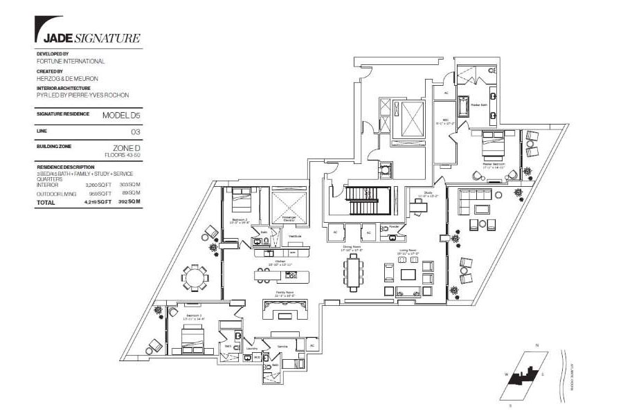 Jade Signature - Floorplan 10