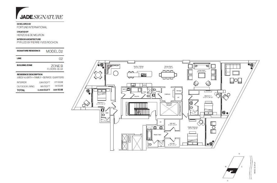 Jade Signature - Floorplan 11