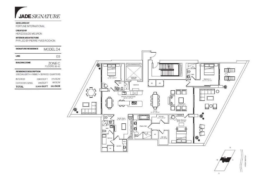 Jade Signature - Floorplan 12