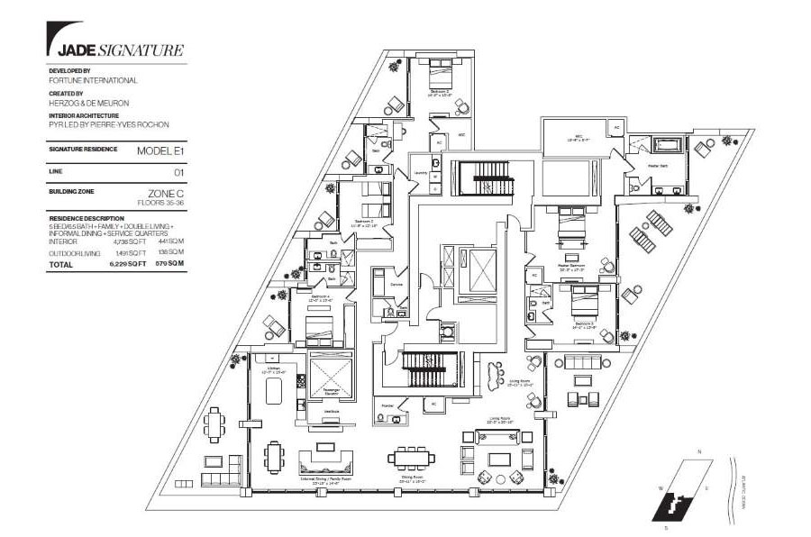 Jade Signature - Floorplan 14