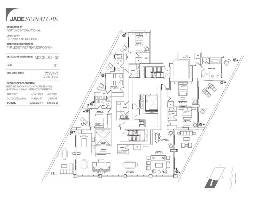 Jade Signature - Floorplan 16