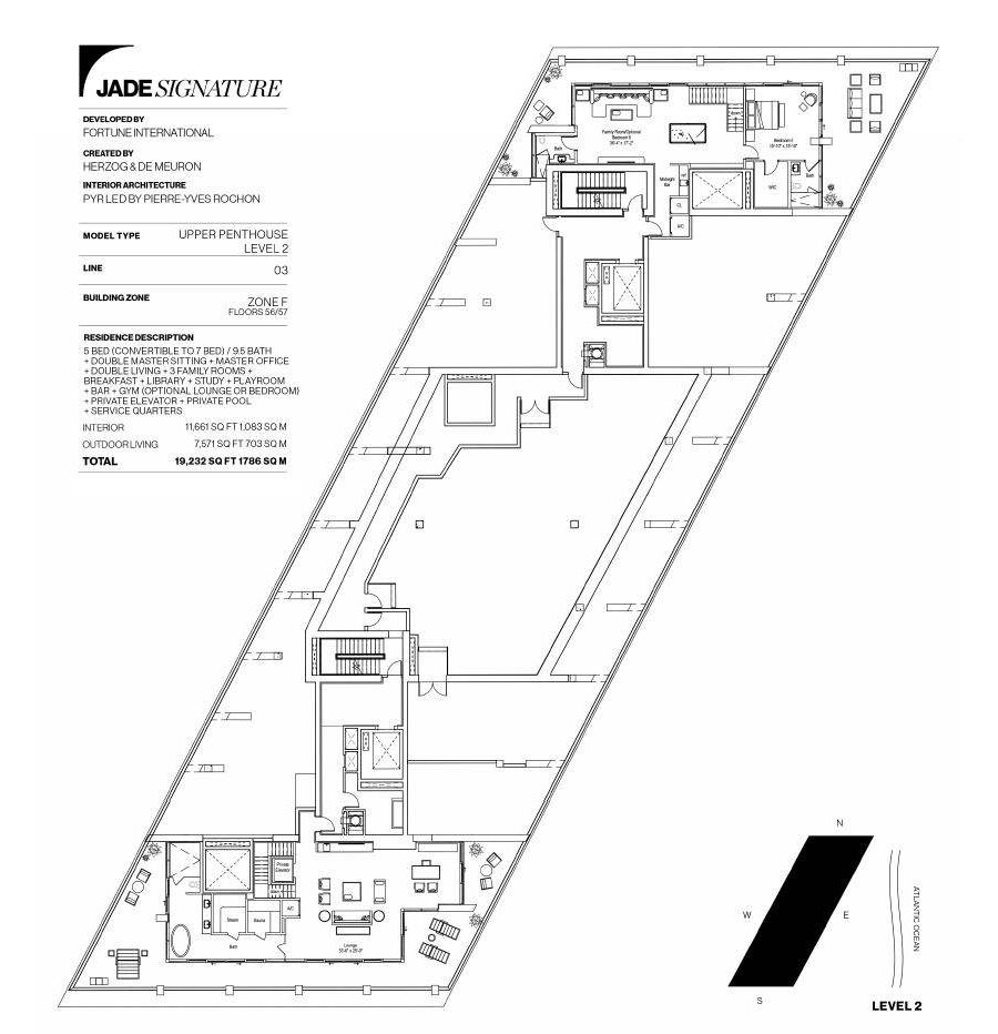 Jade Signature - Floorplan 19