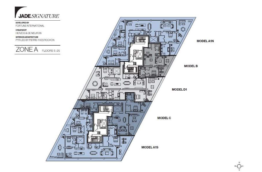 Jade Signature - Floorplan 21