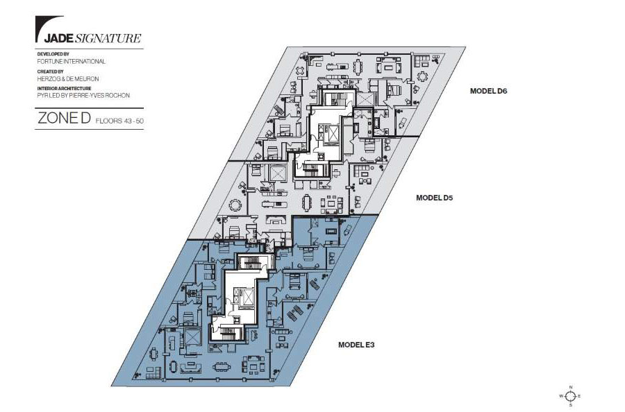 Jade Signature - Floorplan 22
