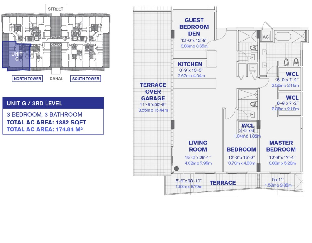 KAI at Bay Harbor Islands - Floorplan 3