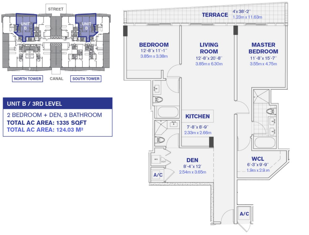 KAI at Bay Harbor Islands - Floorplan 4