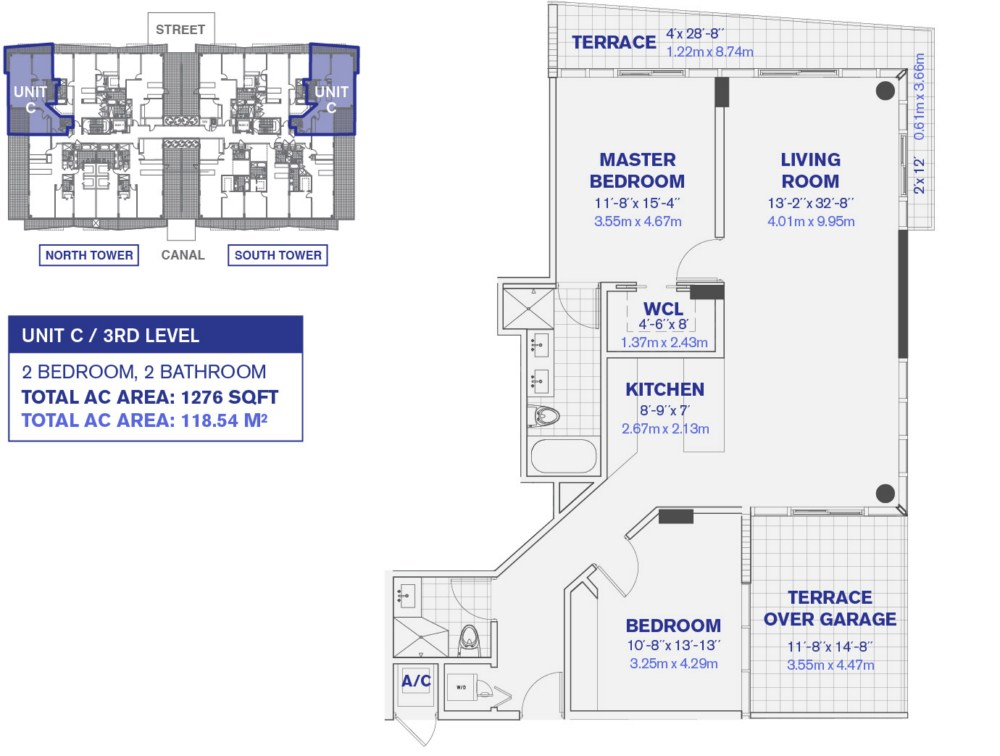 KAI at Bay Harbor Islands - Floorplan 5