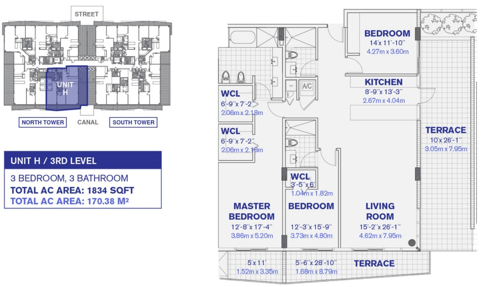 KAI at Bay Harbor Islands - Floorplan 6