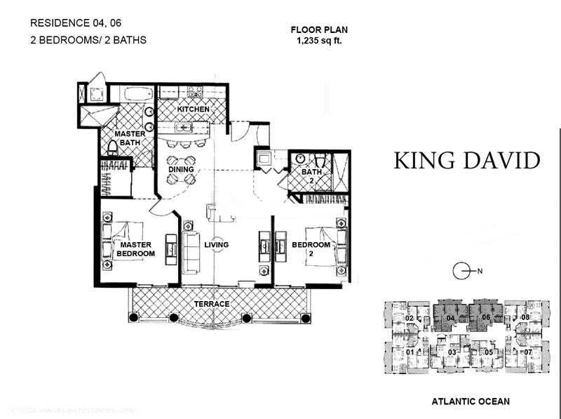 King David - Floorplan 3