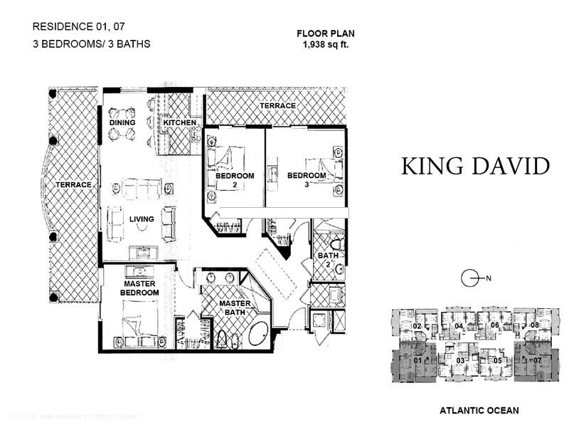 King David - Floorplan 4