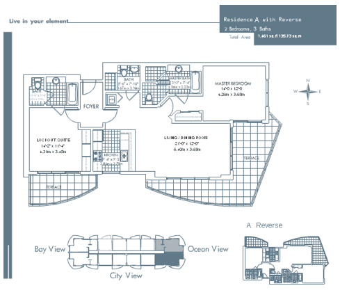 King David - Floorplan 5