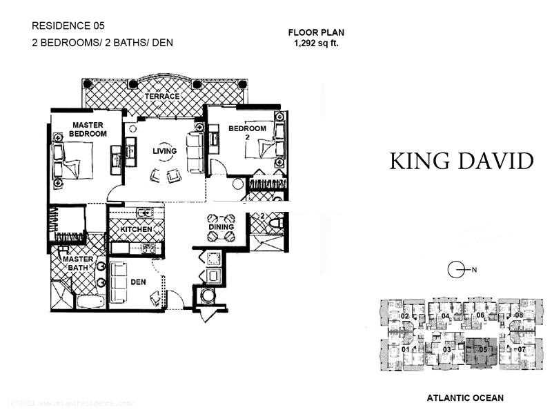 King David - Floorplan 6