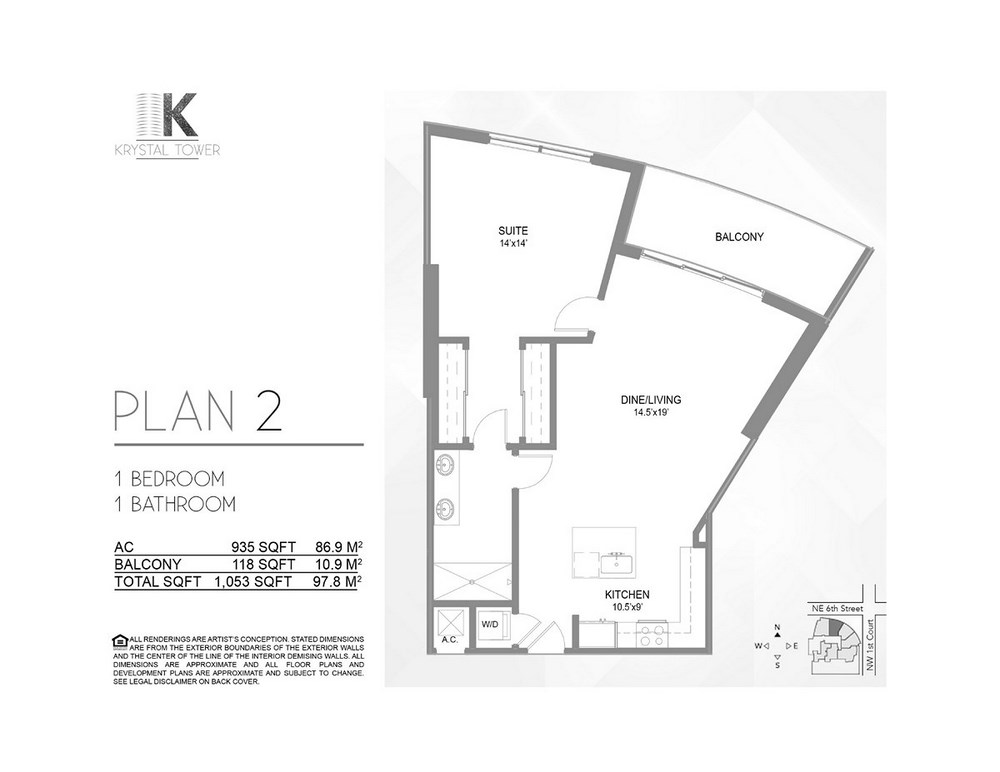 Krystal Tower - Floorplan 4