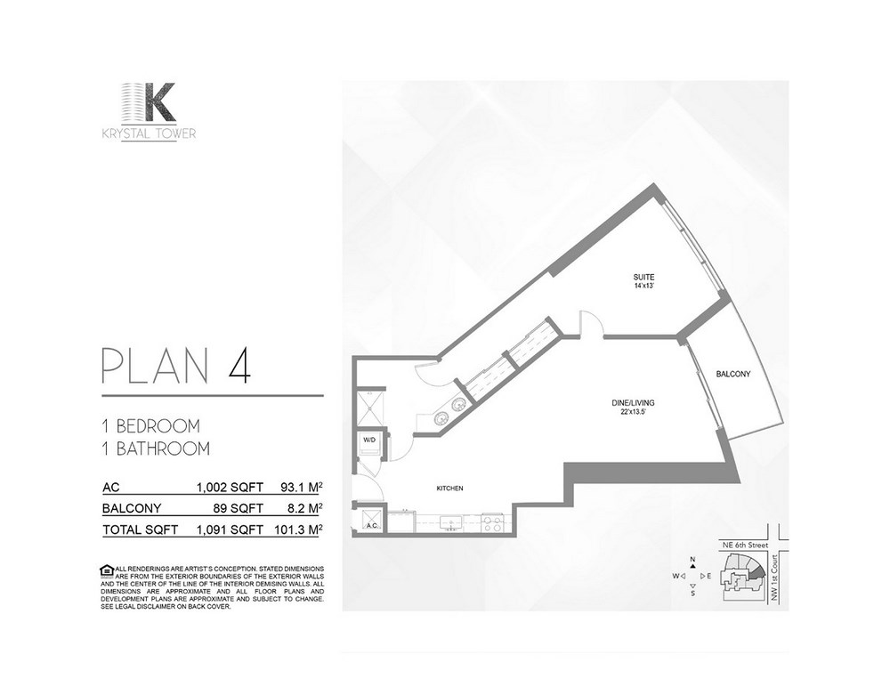 Krystal Tower - Floorplan 5