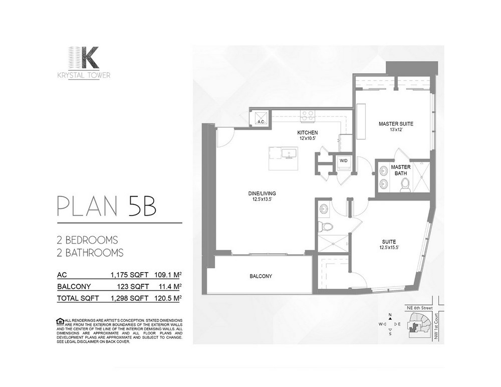 Krystal Tower - Floorplan 6