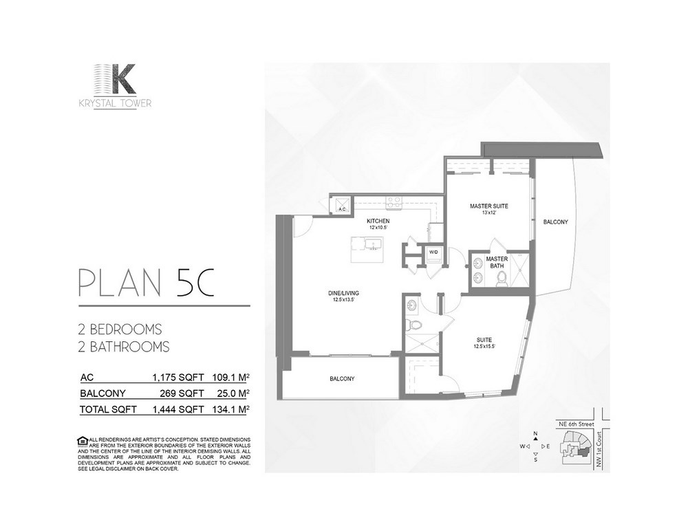 Krystal Tower - Floorplan 7