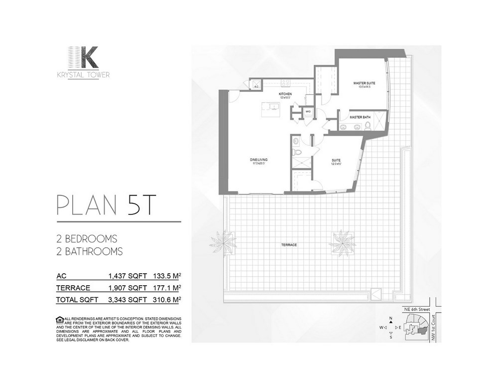 Krystal Tower - Floorplan 8