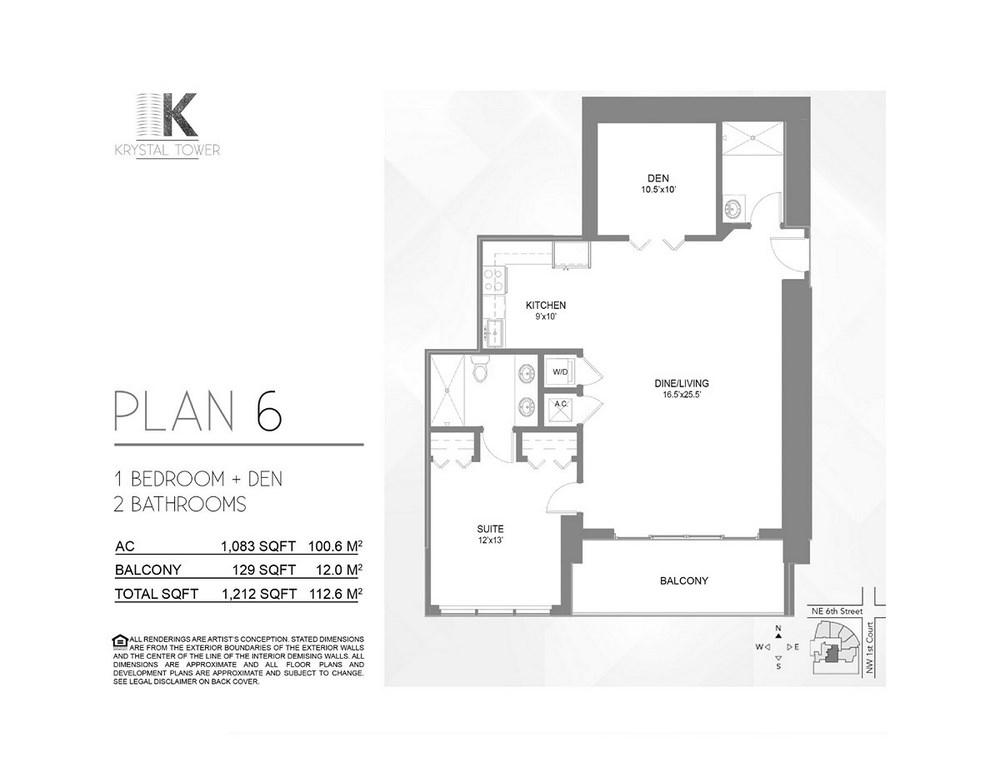 Krystal Tower - Floorplan 9