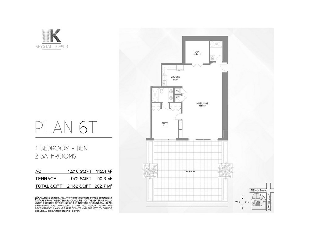 Krystal Tower - Floorplan 10