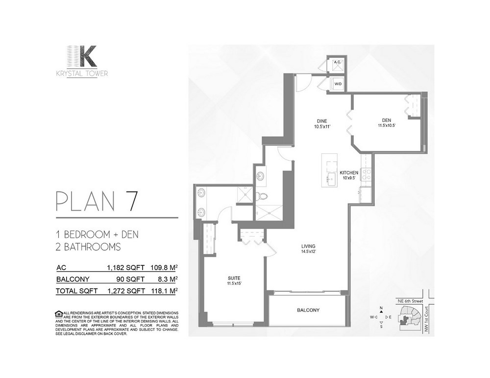 Krystal Tower - Floorplan 11