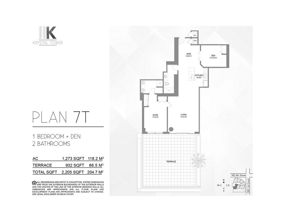 Krystal Tower - Floorplan 12